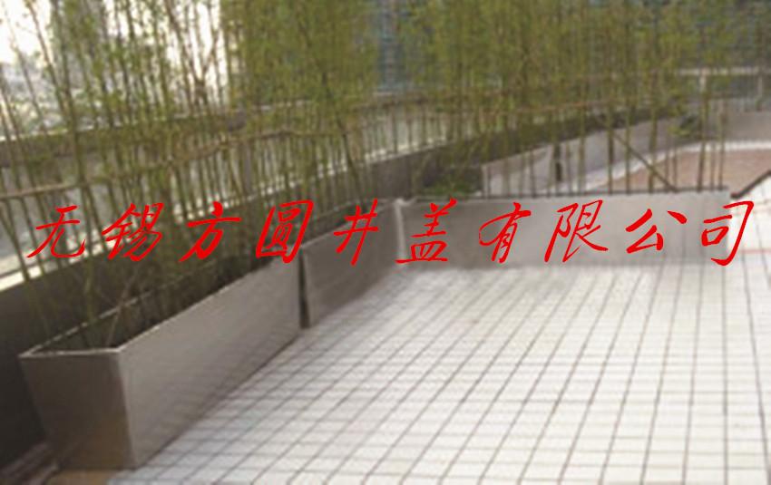 芜湖 五一小区植草盆